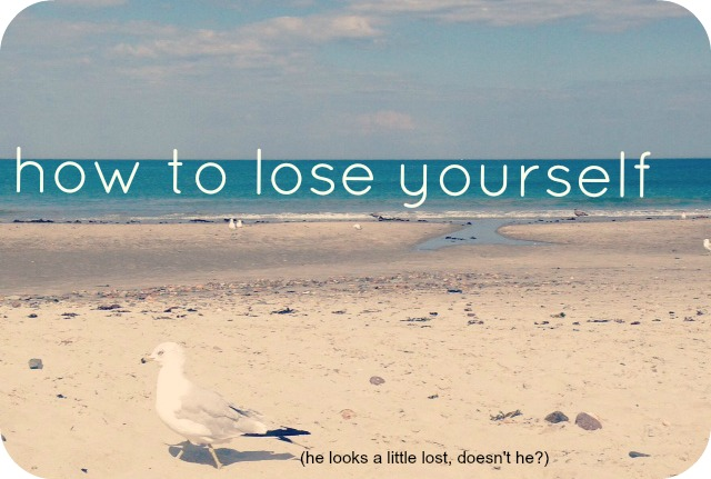 loseyourself